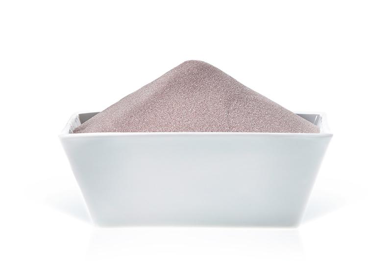 Zircon - sand and flour